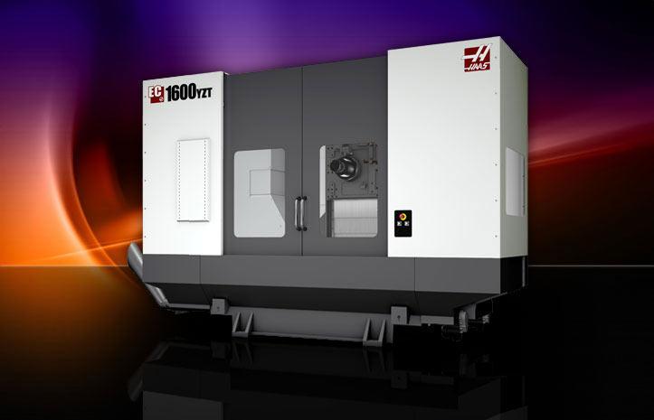 Haas CNC Machine EC 16000YTZ