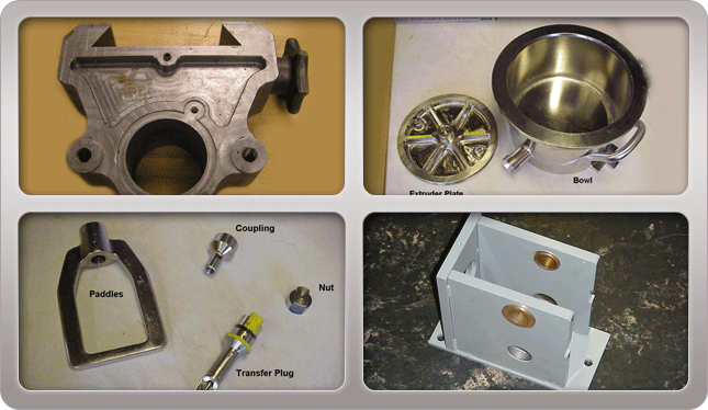 Custom OEM Obsolete Machined Replacement Parts Nelson Brothers