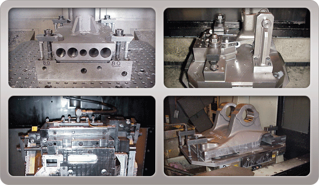 Custom Production Machining Nelson Brothers and Strom